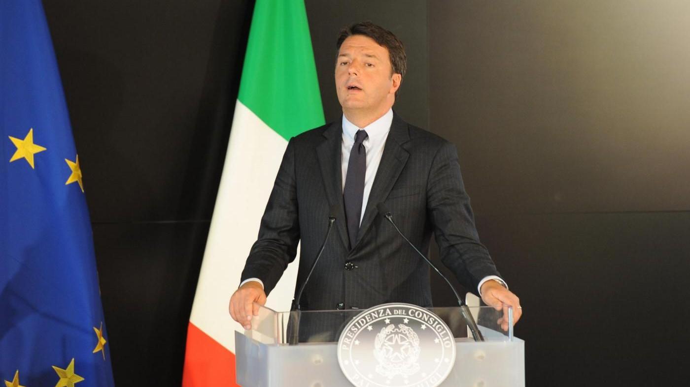 Cernobbio, al via tre giorni sul lago di Como: oggi Renzi