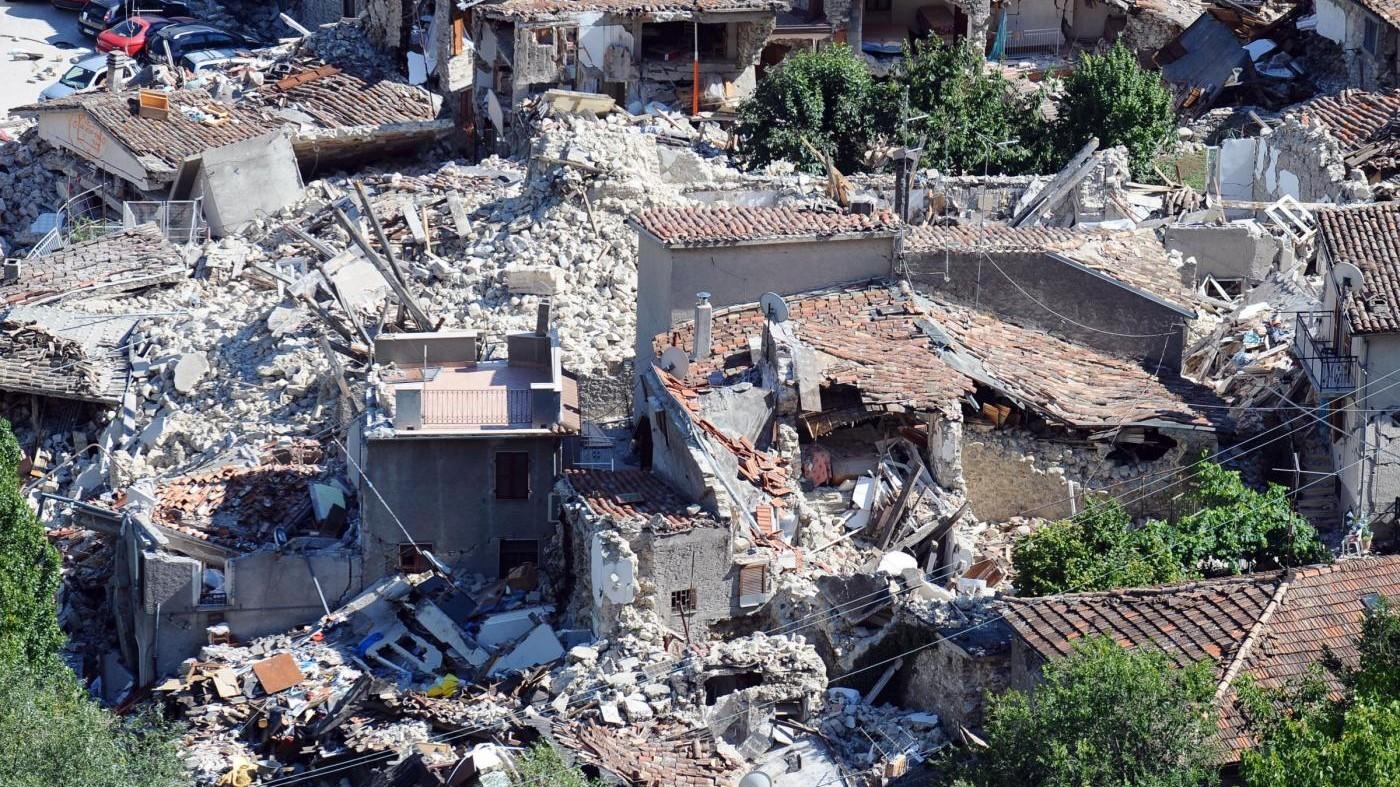 Terremoto, al via consultazioni 'Casa Italia'. Continuano le scosse