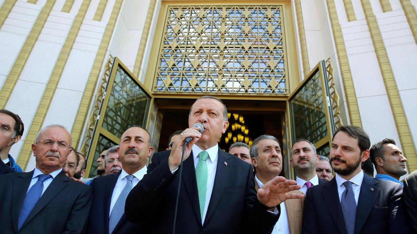 Turchia, Erdogan: Appoggio a pena capitale, popolo lo chiede