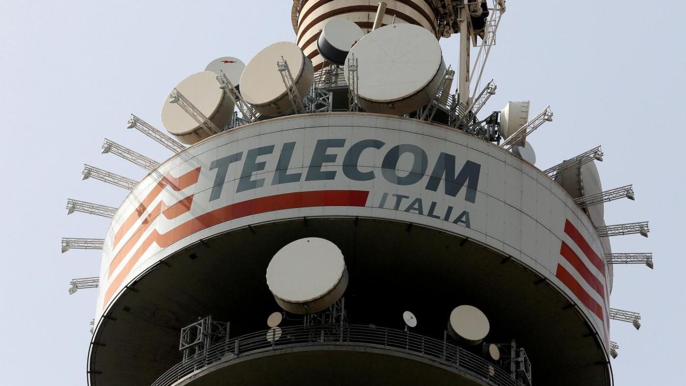 Telecom si allea con Fastweb, nel semestre utile vola a 1 miliardo