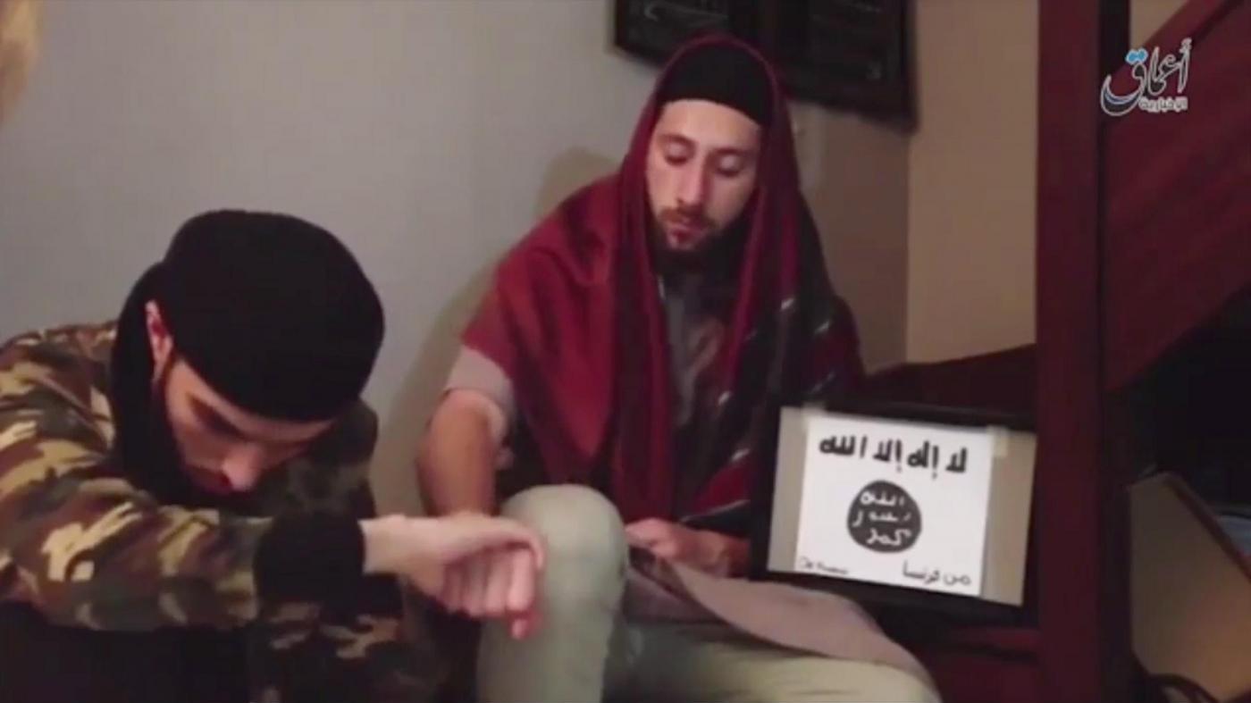 Rouen, l'appello video del terrorista: Attaccate Paesi coalizione