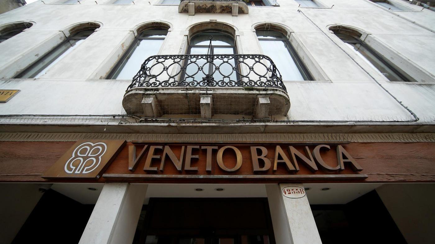 Arrestato l'ex ad di Veneto Banca Vincenzo Consoli