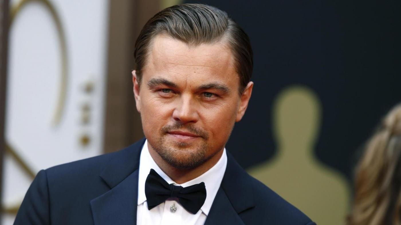 DiCaprio organizza pranzo per Clinton: 33.400 dollari a persona