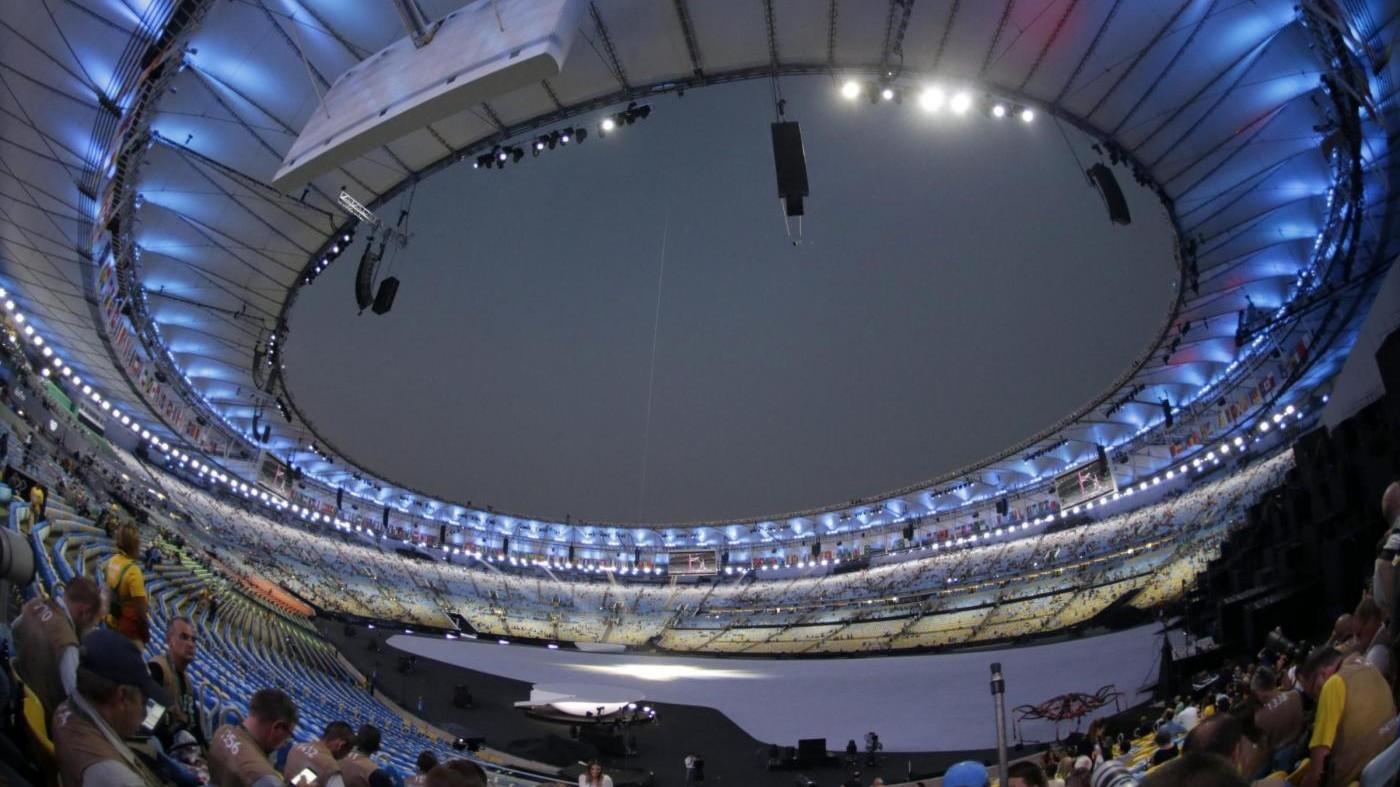 Olimpiadi, Rio si prepara ad aprirsi al mondo. Pelé: Non sarò io l'ultimo tedoforo