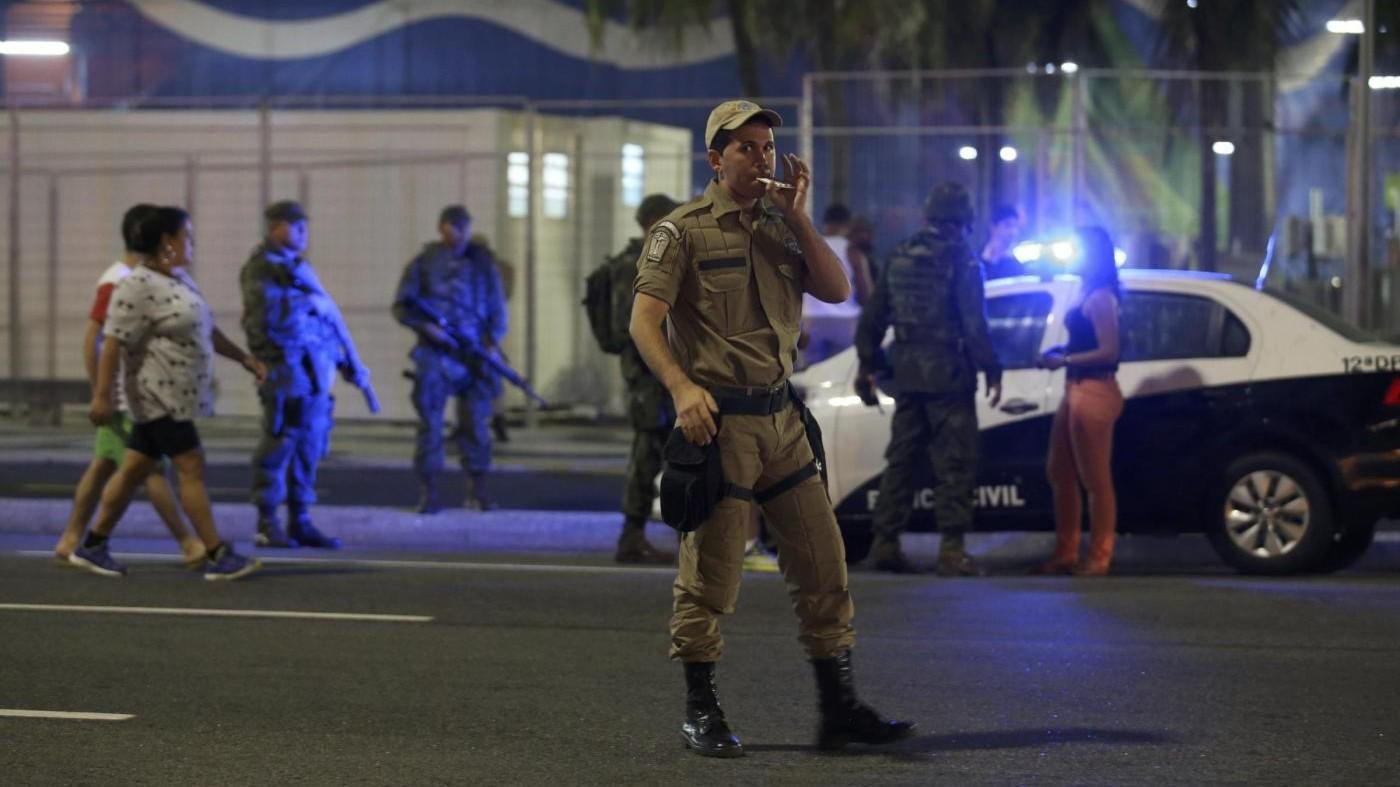 Rio2016, polizia uccide presunto ladro vicino a stadio Maracanà