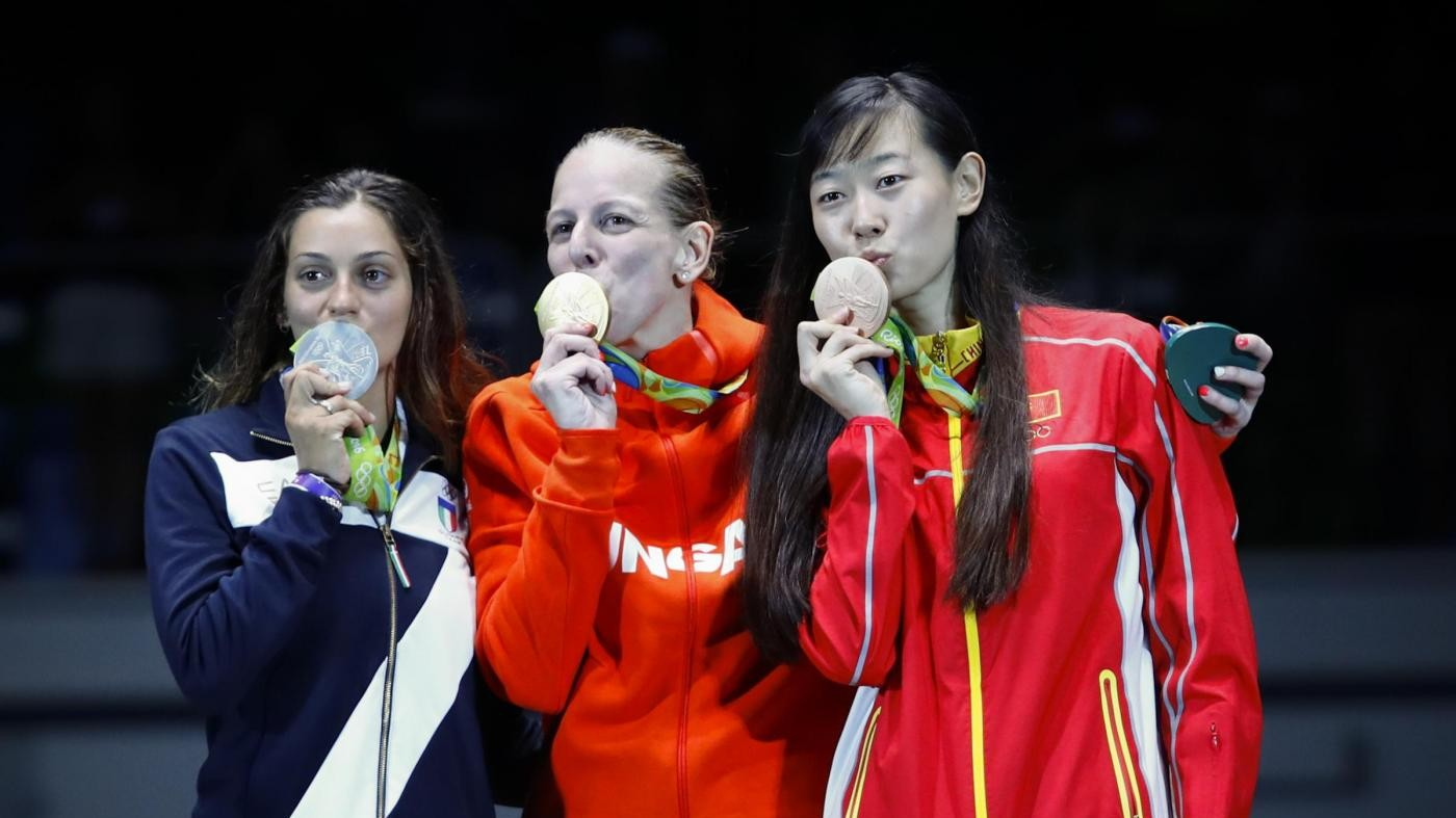 Rio 2016, dalla spada di Fiamingo prima medaglia Italia, è argento