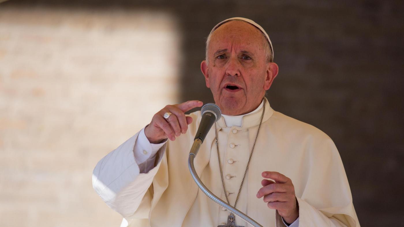 Siria, Papa: Inaccettabile bimbi paghino per mancata volontà pace dei potenti