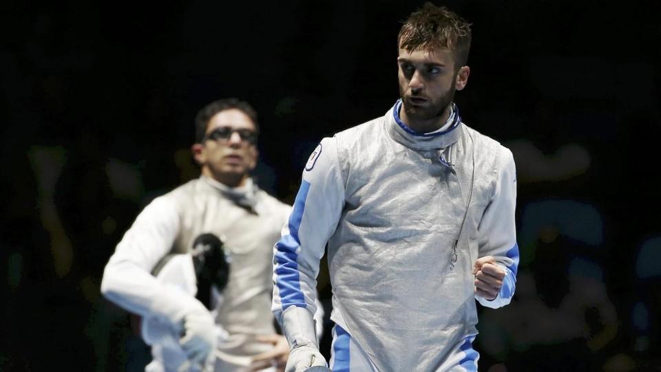 Rio 2016, Garozzo in finale fioretto, altra medaglia Italia