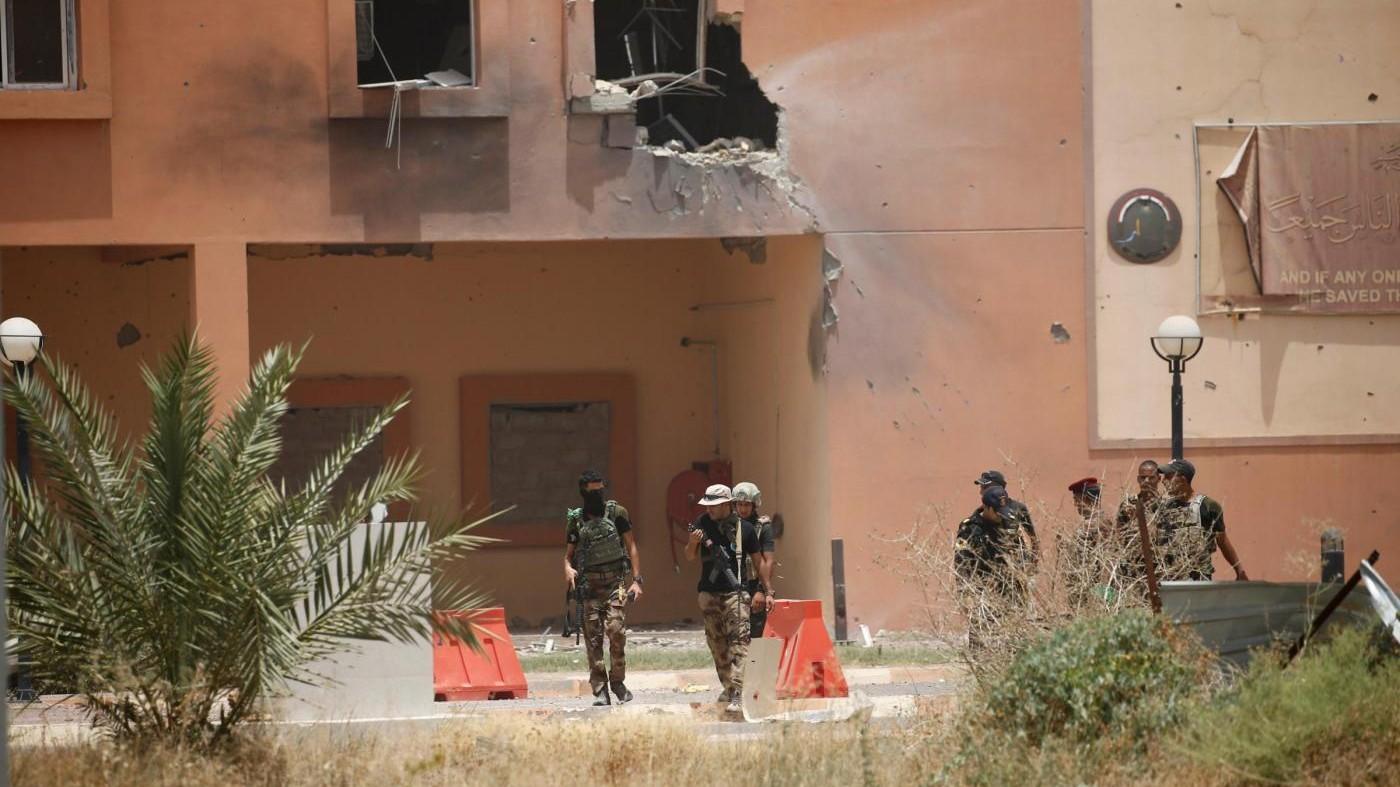 Iraq, incendio in un ospedale a Baghdad: morti 11 neonati