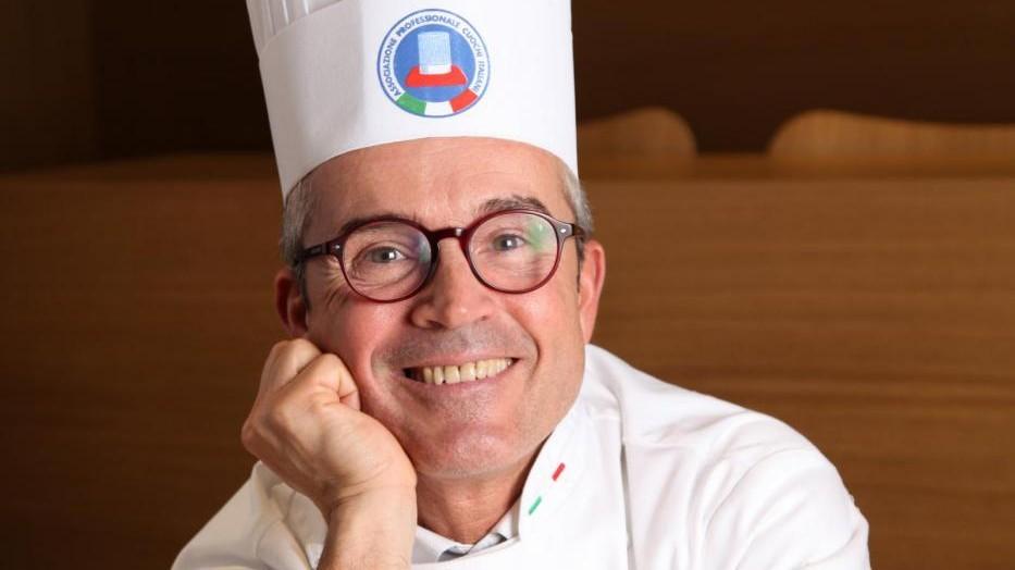 Forte Village, la ricetta dello chef Roberto Carcangiu