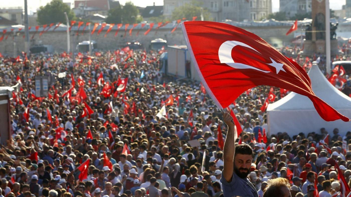 Turchia, premier: No compromessi su estradizione Gulen