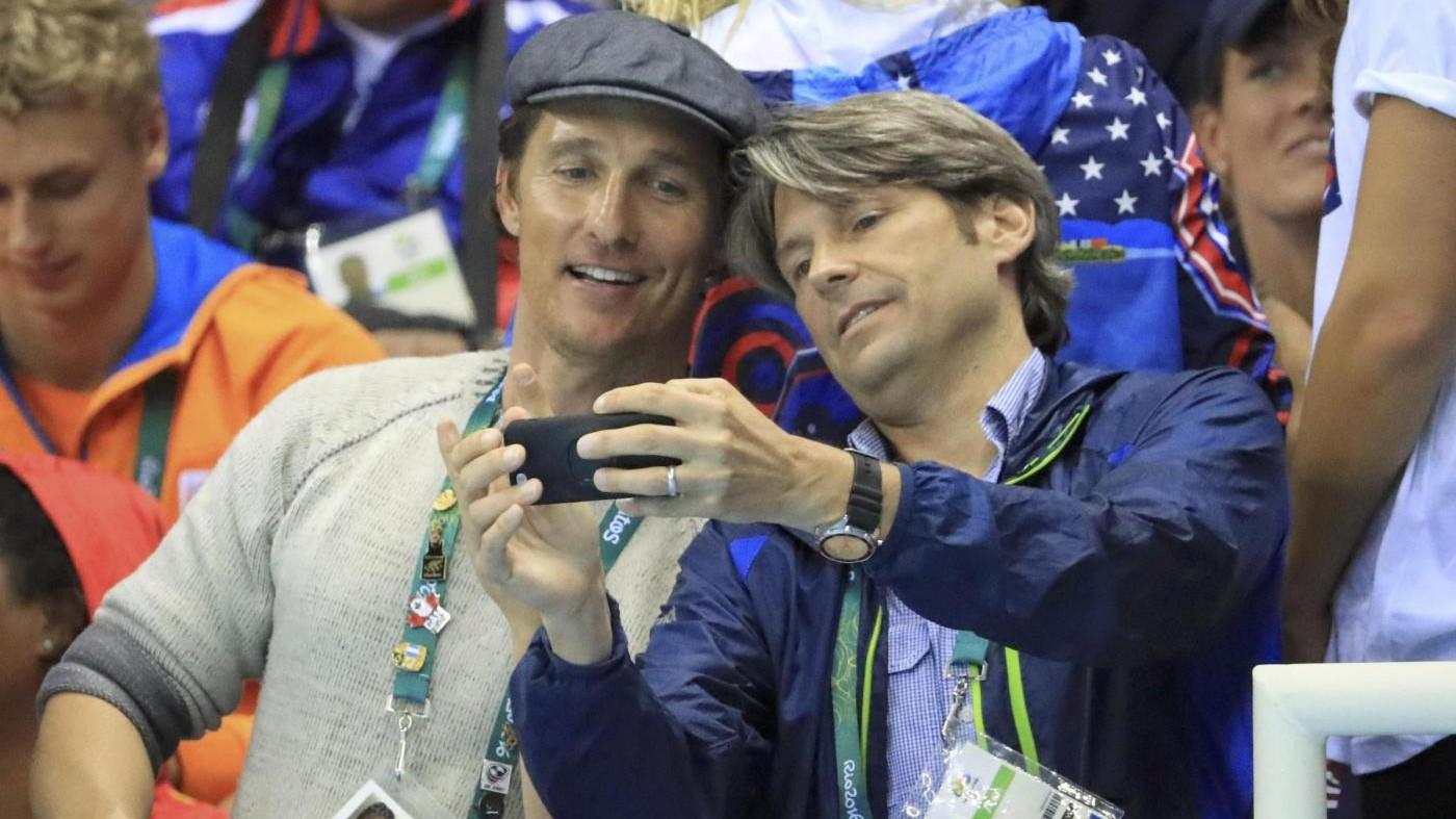 Tutti pazzi per le Olimpiadi: le celebrity volano in Brasile