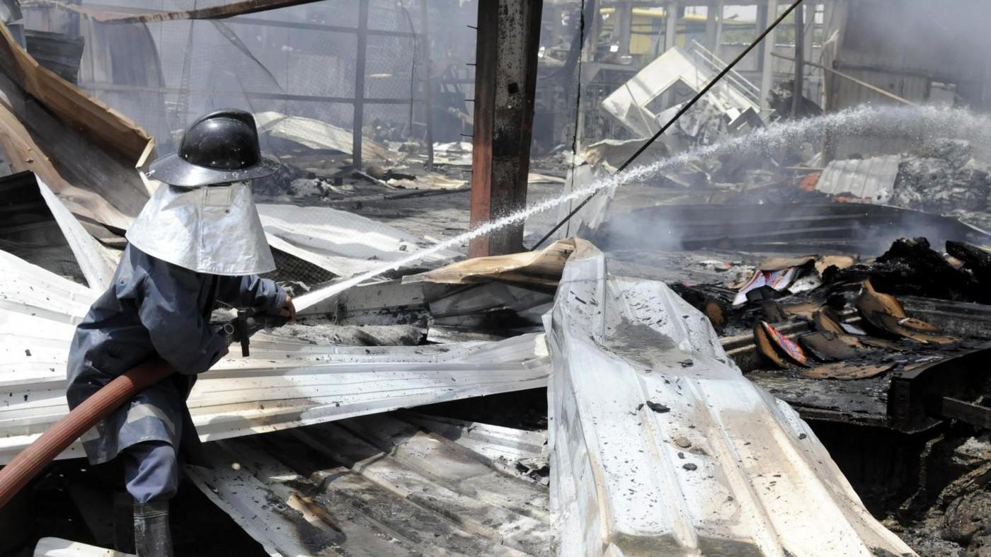 Yemen, raid su ospedale Msf: 20 morti e 15 feriti