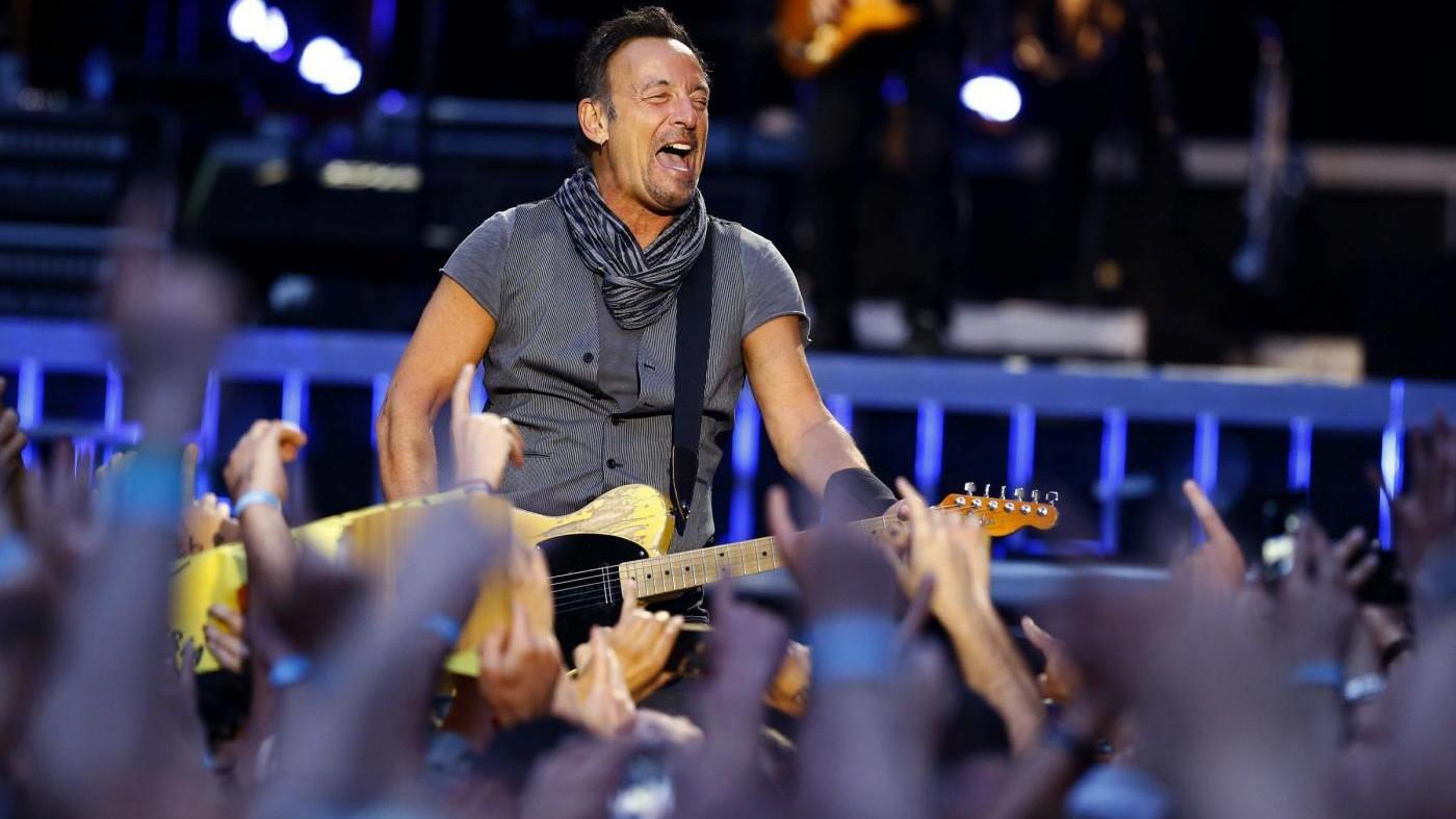 Springsteen a San Siro: una storia d'amore infinita