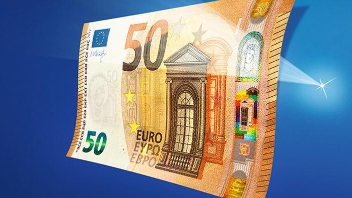 Bce presenta nuova banconota 50 euro: in arrivo da aprile 2017