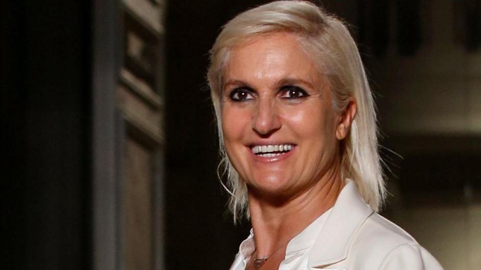 Maria Chiuri è la nuova direttrice creativa di Dior