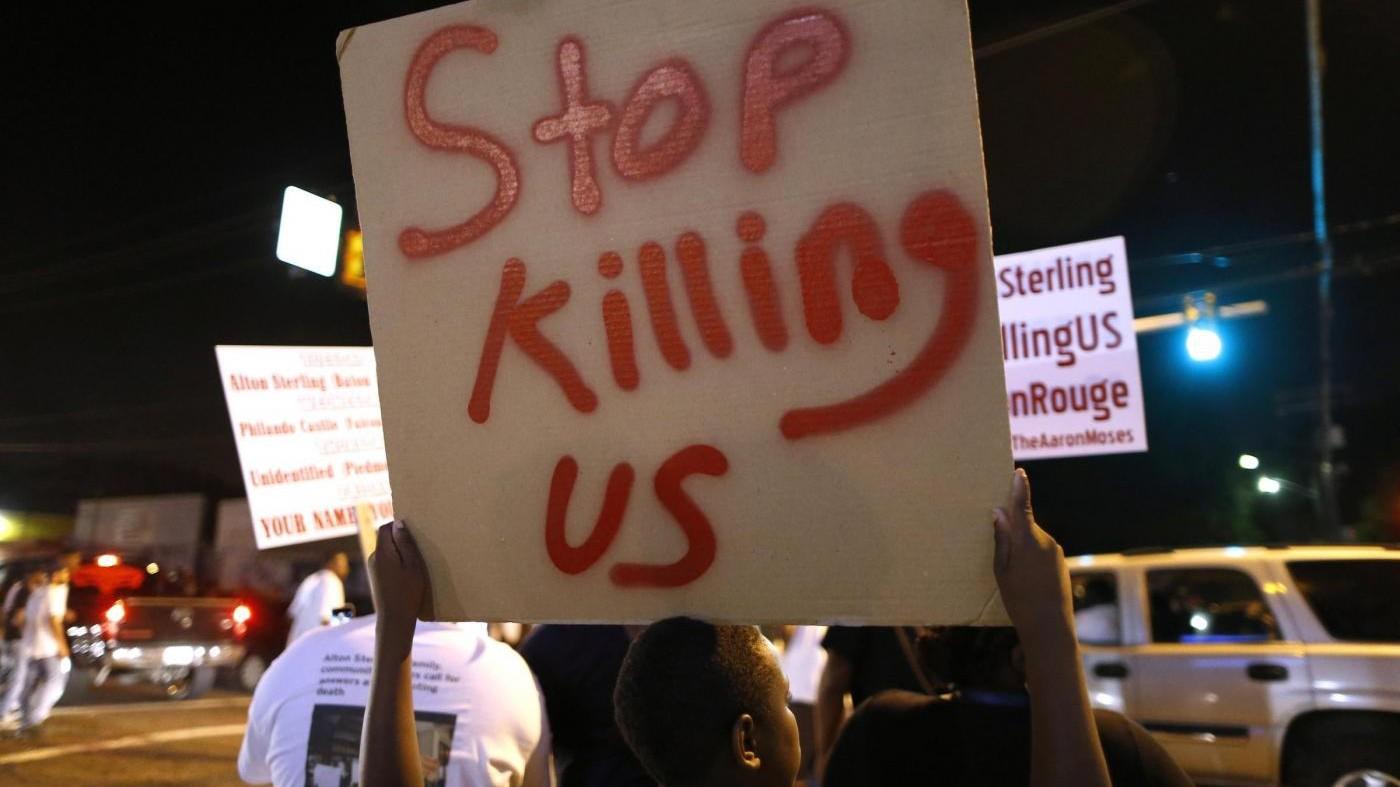 Usa, i dati sulle violenze della polizia contro gli afroamericani