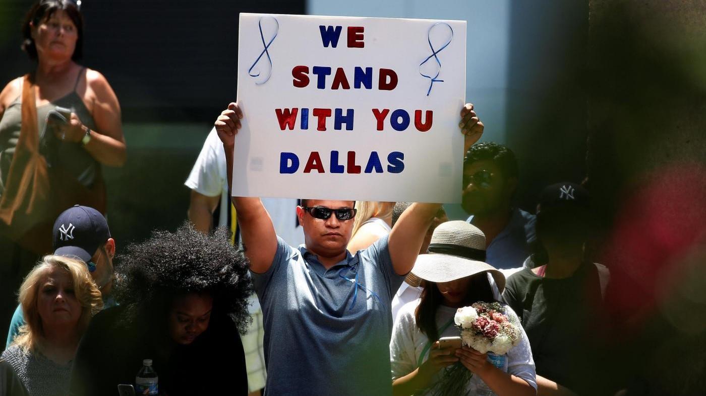 Chi è il killer di Dallas: ex riservista vicino alle Pantere nere