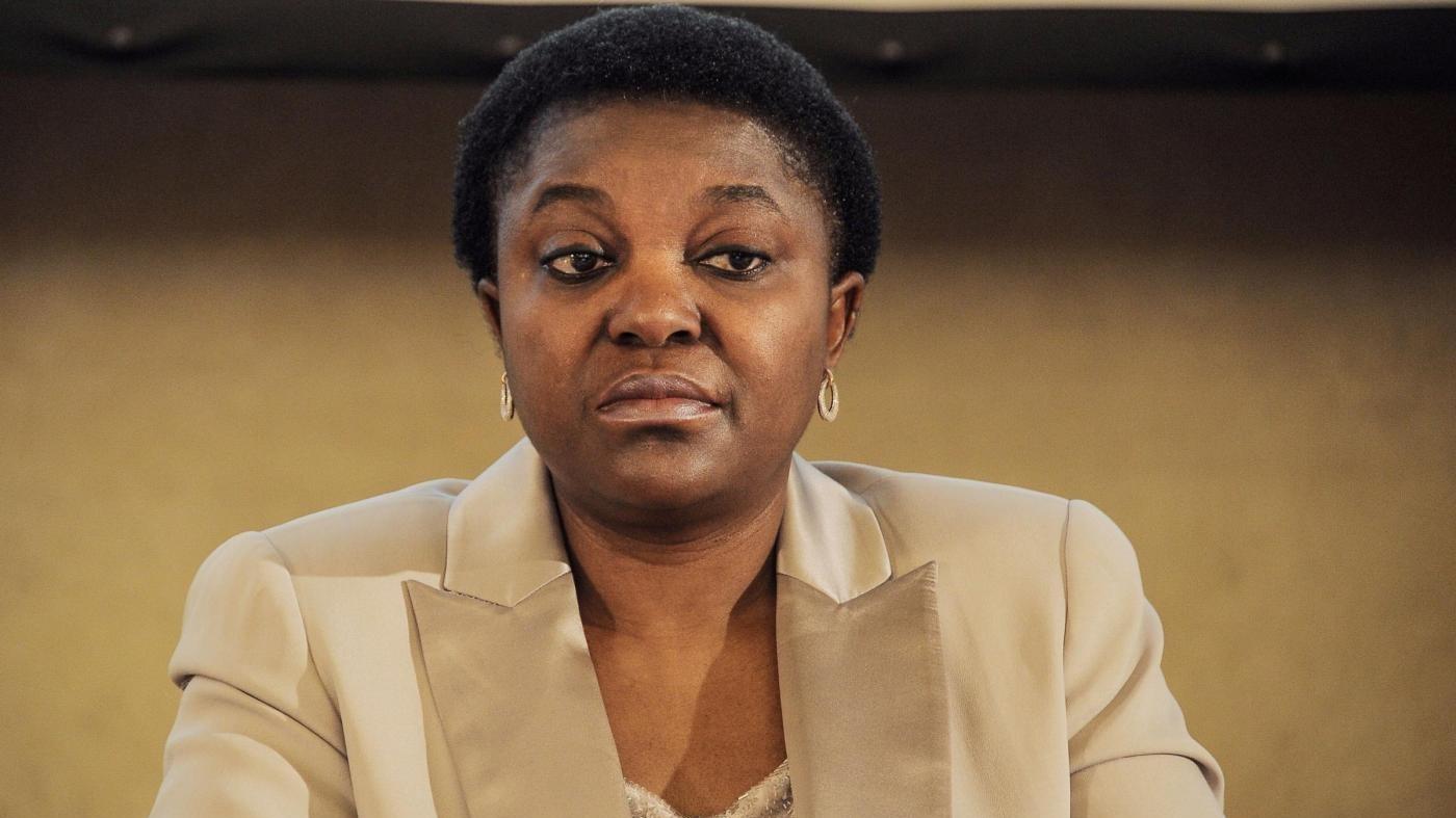 Fermo, Kyenge a moglie Emmanuel: Resta qui e diventa medico