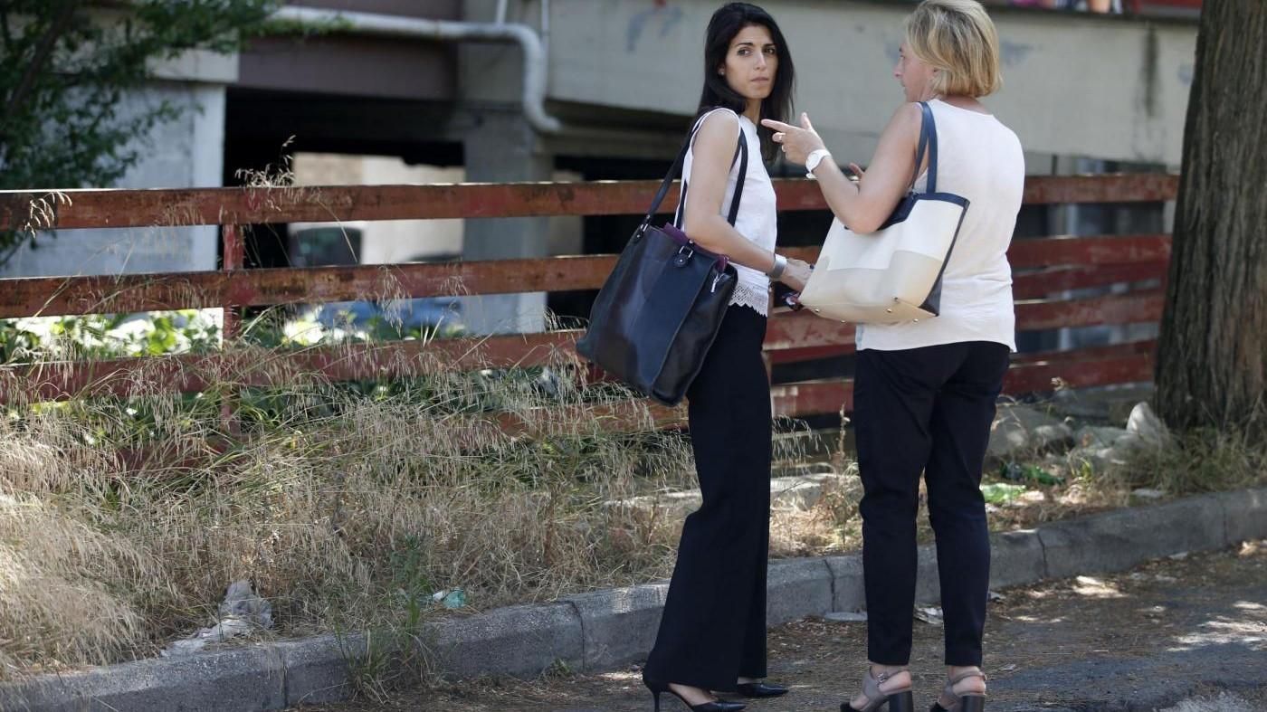 Emergenza topi a Roma, Raggi: Multe più salate a chi sporca