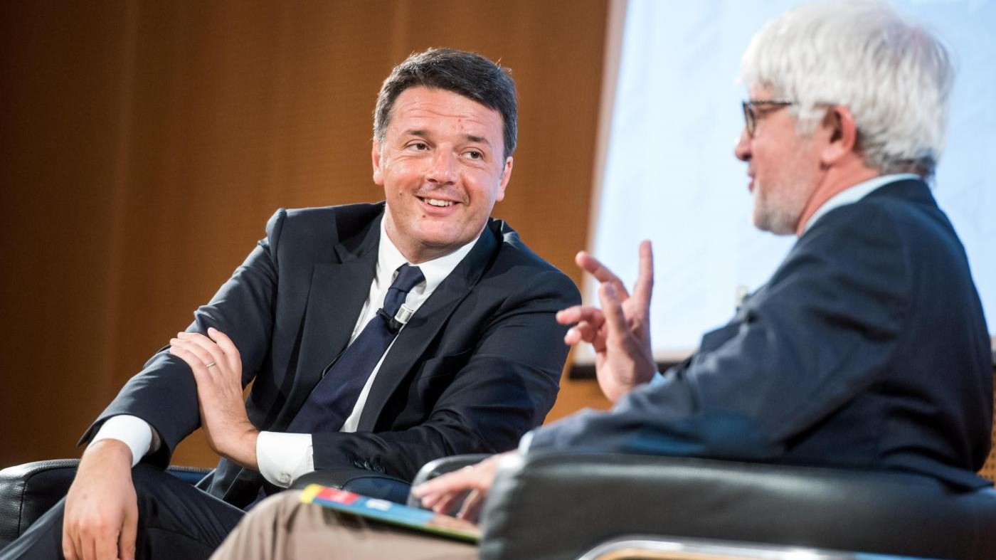 Referendum, Renzi: Spacchettamento non sta in piedi
