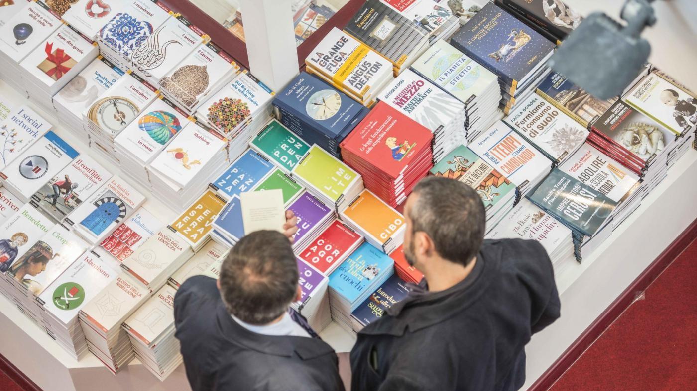 Salone del Libro di Torino: 4 arresti per turbativa d'asta