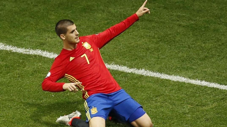 Real Madrid, Morata rinnova, 6 milioni per cinque anni