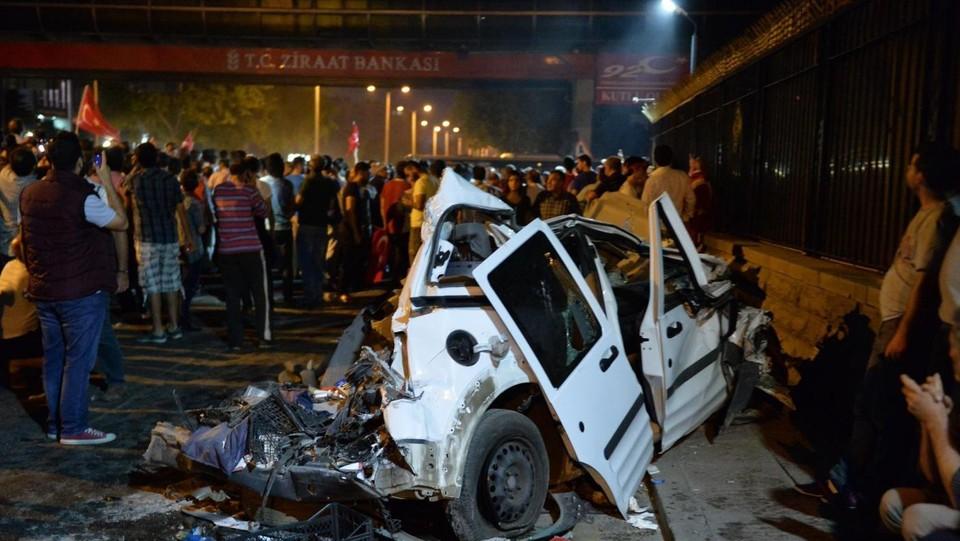 Turchia, morti potrebbero essere oltre 250: almeno 1400 i feriti