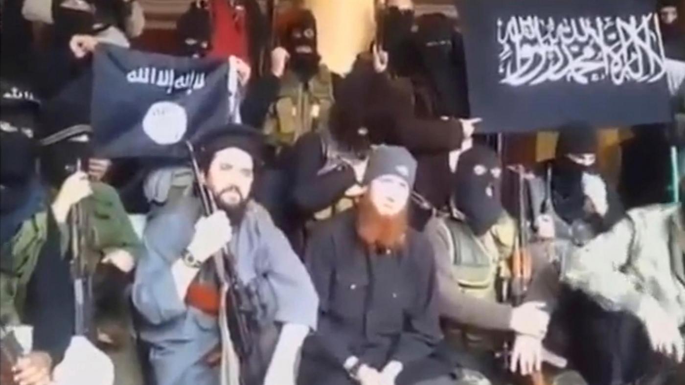 Isis minaccia Francia in un video: Il vostro silenzio vi uccide