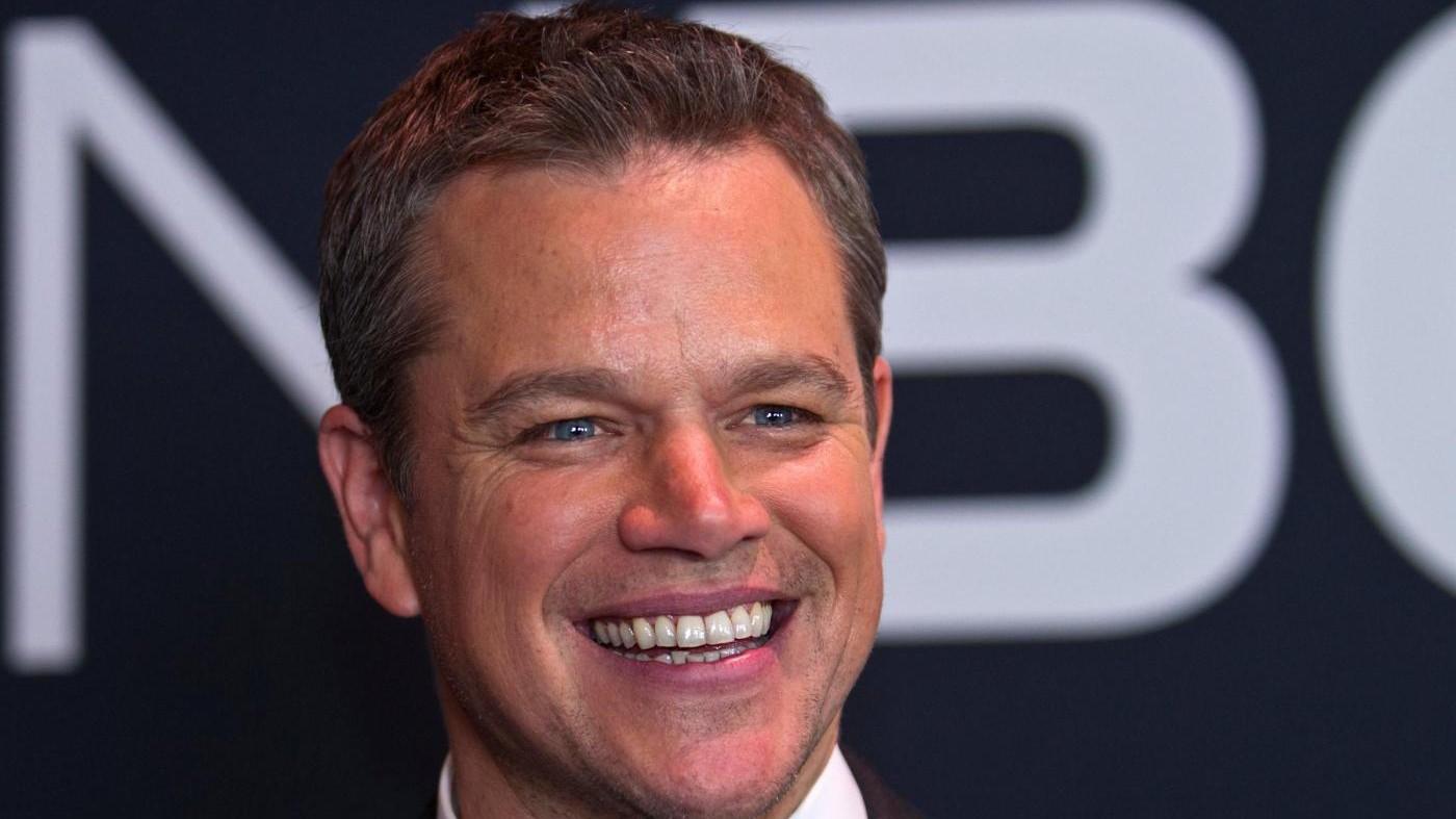 Matt Damon e i social: Ho paura per le mie 4 figlie, io un dinosauro