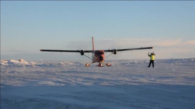 Antartide: soldato argentino tratto in salvo