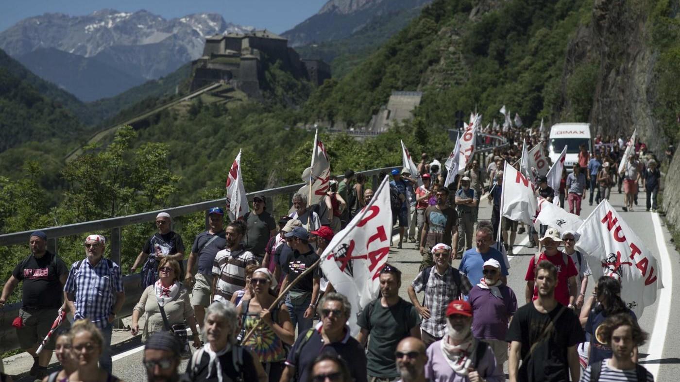 Torino, tensioni al cantiere di Chiomonte: arrestati 11 No Tav