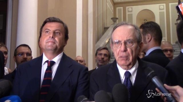 """Fincantieri-Stx, Padoan: """"Tra Italia e Francia permangono differenze"""""""