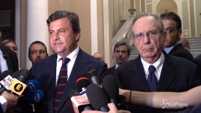 """Fincantieri-Stx, Calenda: """"Posizioni ancora distanti"""""""