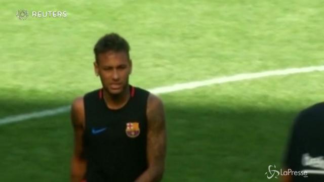 Neymar, l'addio al Barcellona davvero vicino