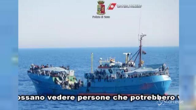 Le intercettazioni dell'equpaggio a bordo della Iuventa