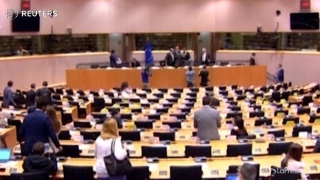 "Bce: ""La ripresa in Ue è robusta"""
