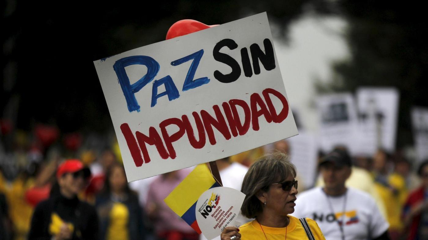 Colombia, oggi firma dell'accordo con Farc per cessate fuoco