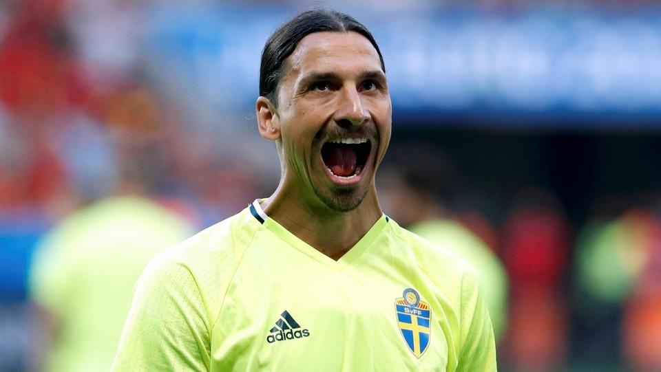 Ibrahimovic: Sono partito da un ghetto, ora sono la Svezia