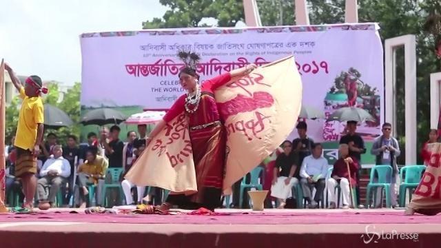 In Bangladesh la Giornata mondiale dei popoli indigeni