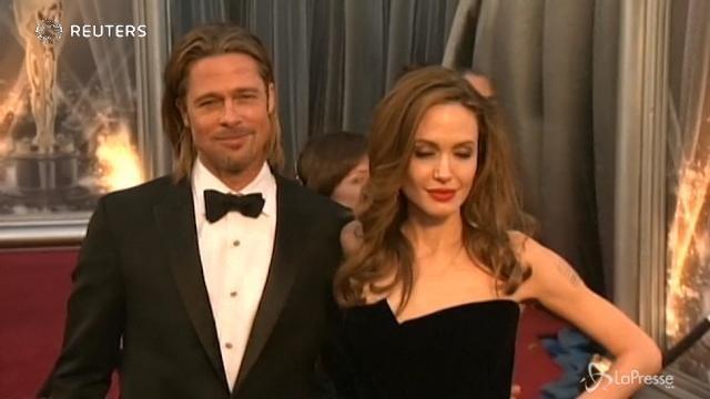 Angelina Jolie perdona Brad Pitt