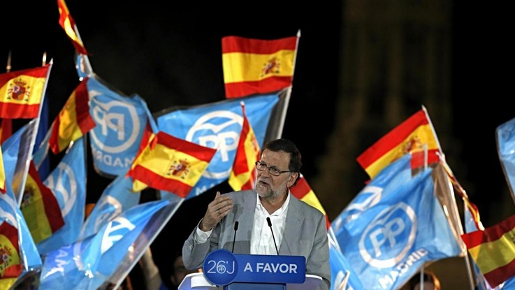 Spagna, Rajoy: Rivendico diritto a governare. Apertura di Ciudadanos