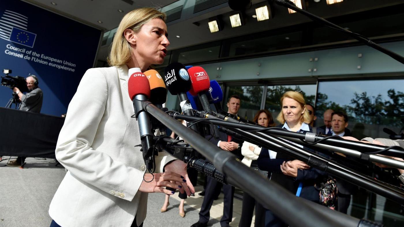 Brexit, Mogherini: Ue è più forte che mai e lo sarà in futuro