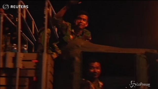 Tensioni al confine tra Cambogia e Laos