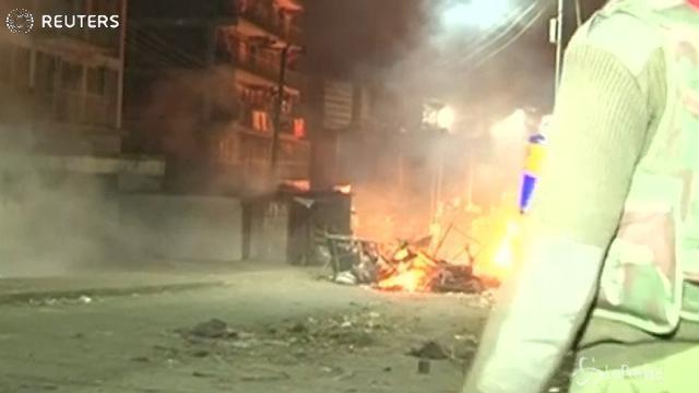 Violenze in Kenya dopo la rielezione del presidente Kenyatta