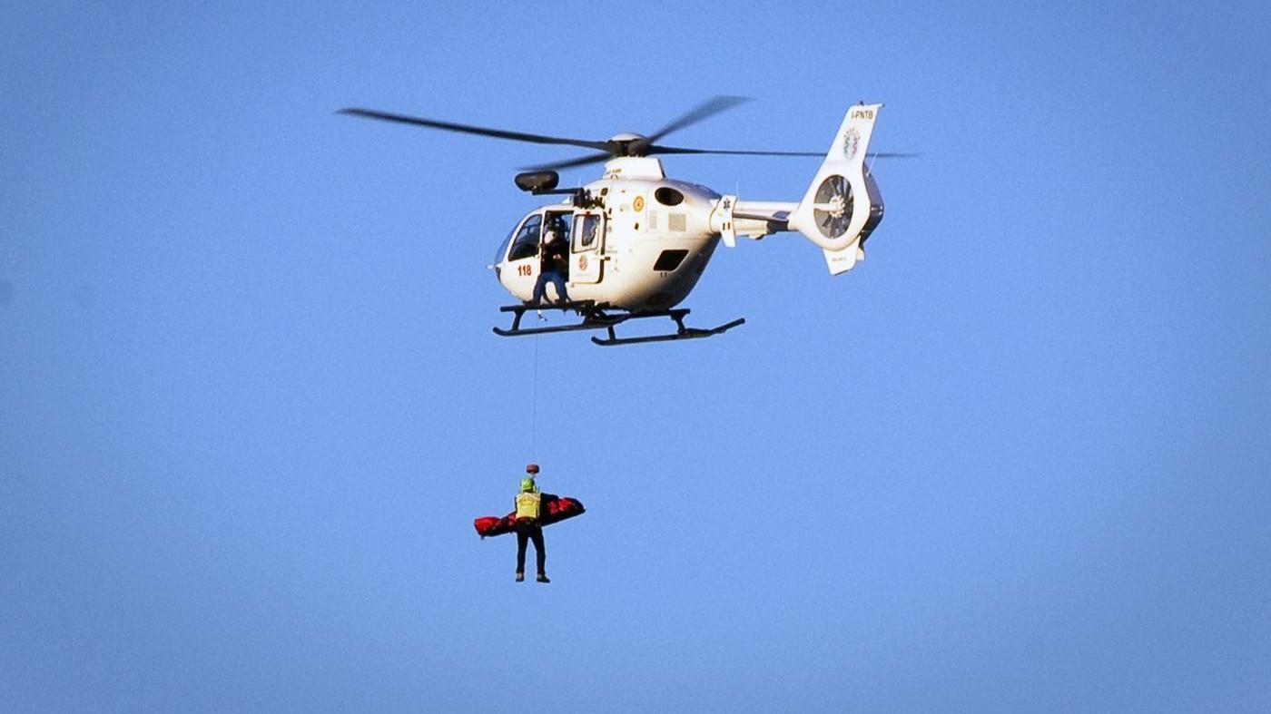 Cuneo, cade durante arrampicata: morta 52enne