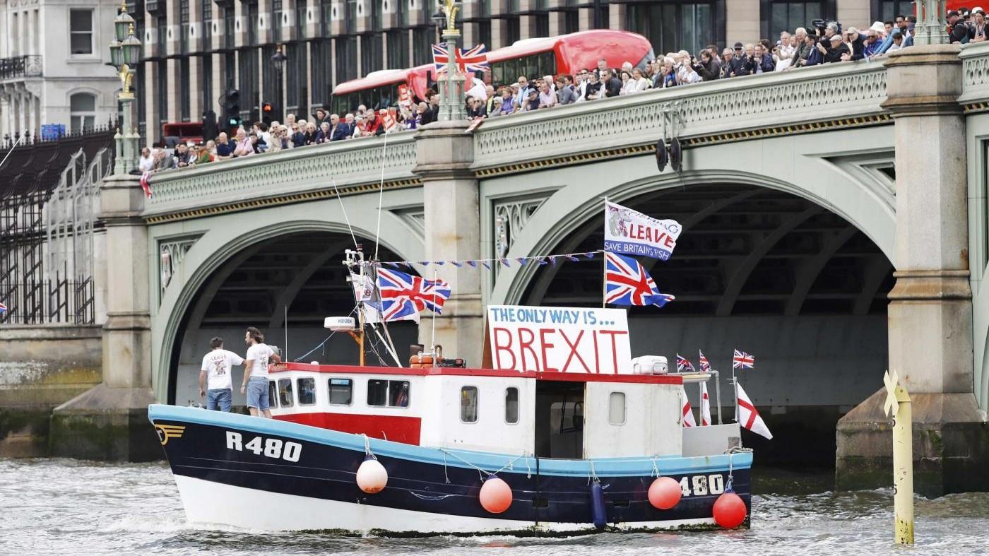 Scende l'affidabilità dell'Ue dopo la Brexit: S&P taglia il rating