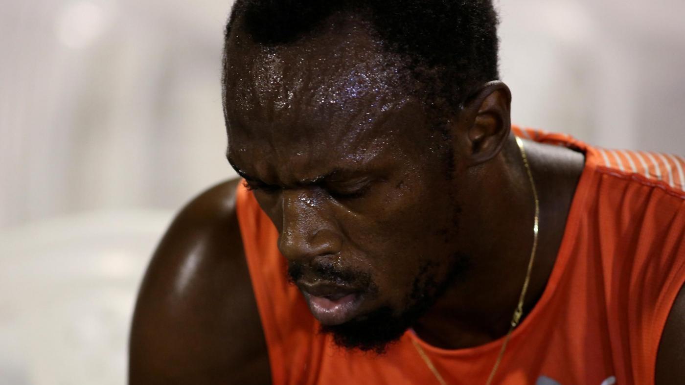 Rio 2016, strappo muscolare per Bolt: olimpiade in forse