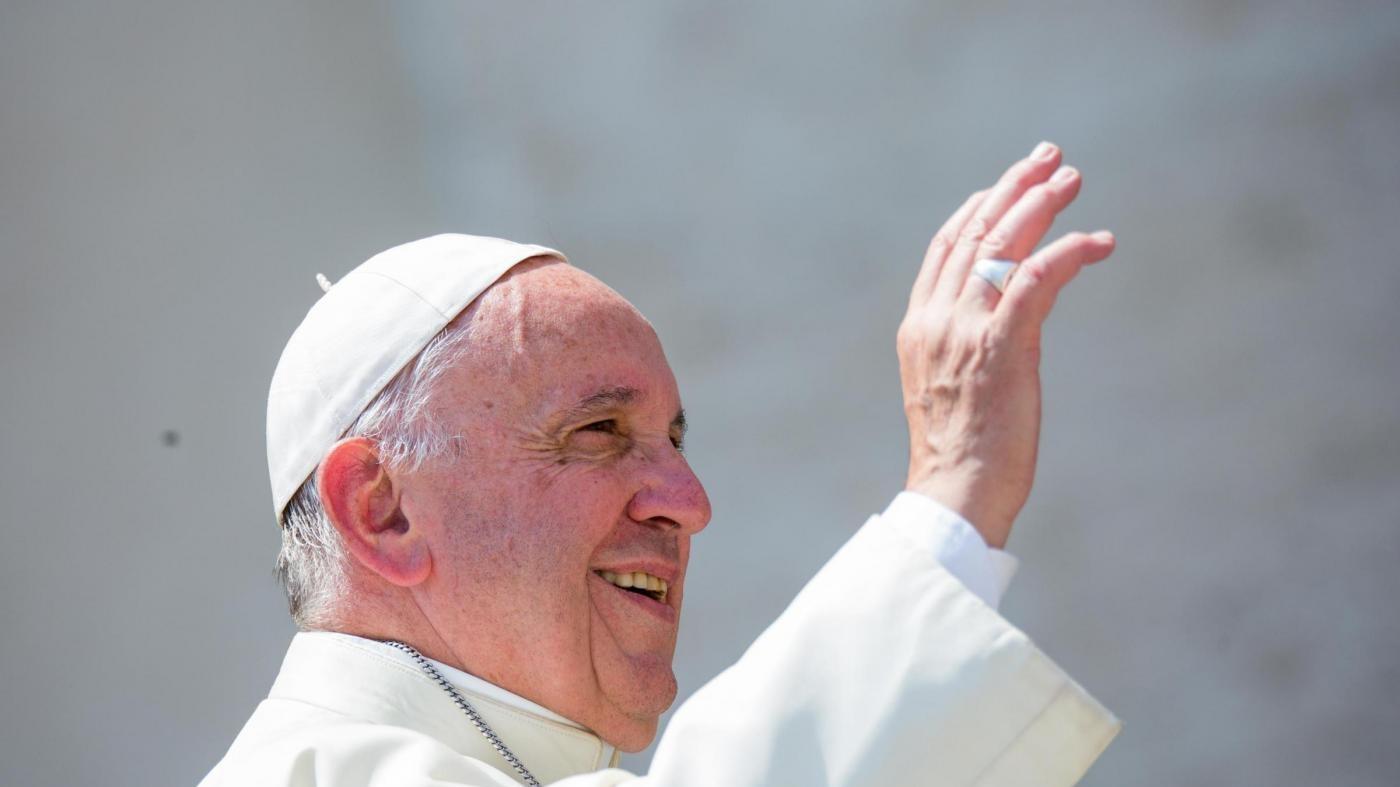 Papa: Contro muri visibili e non, serve più spirito europeo