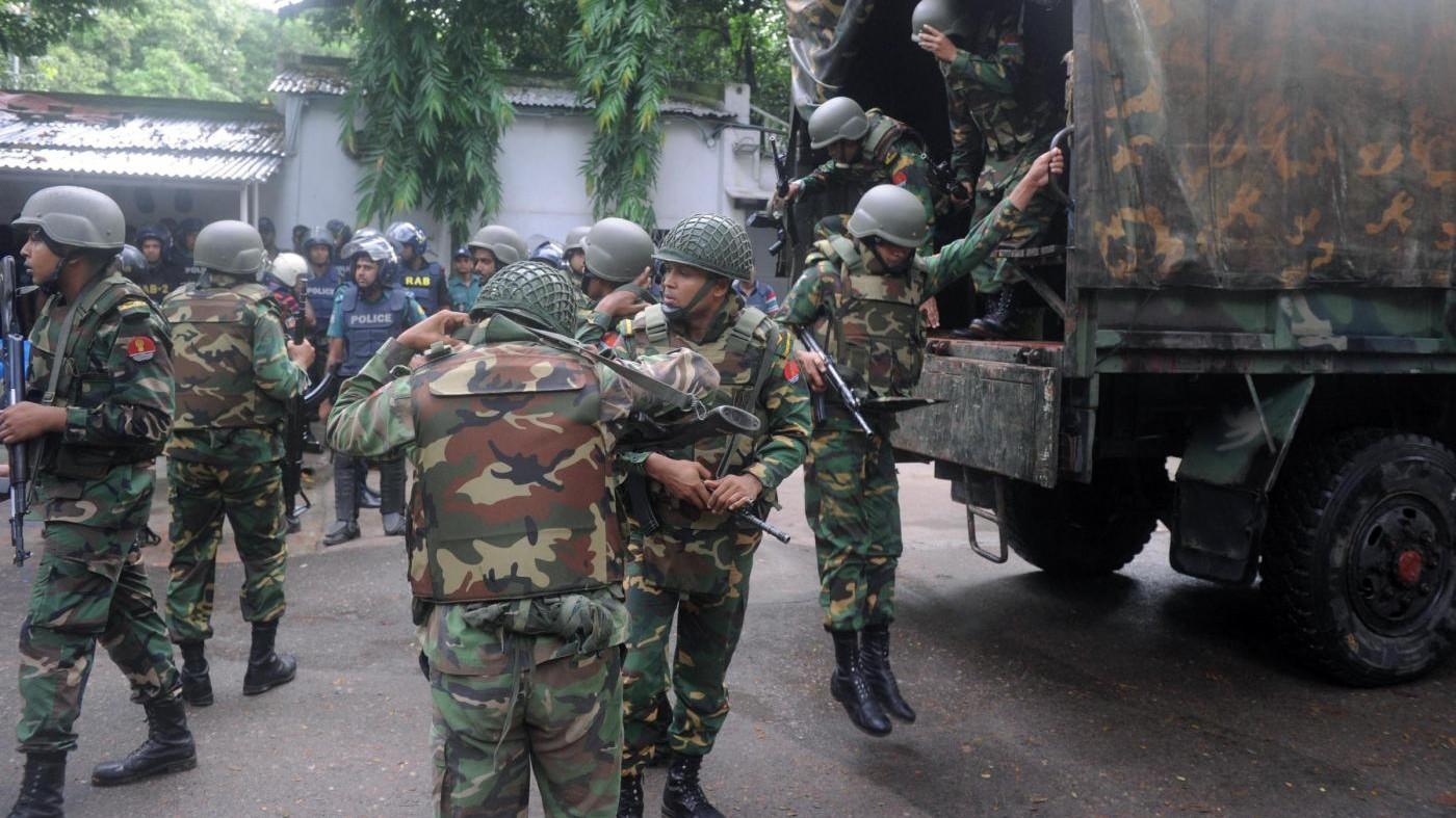 Bangladesh, Mattarella: Barbarie senza confini